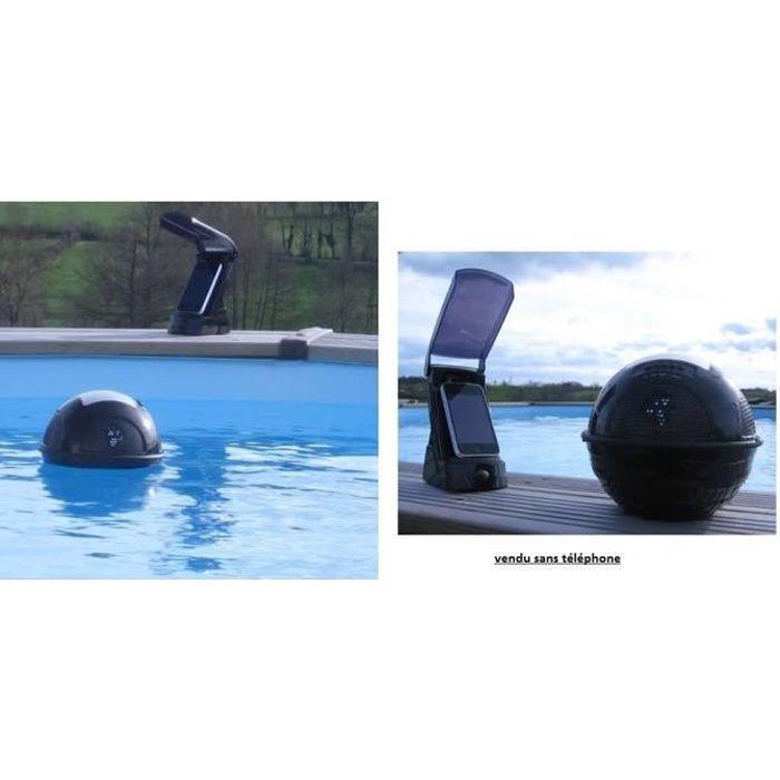 Aqua Dancer Sunbay - Enceinte Piscine Ipod MP3