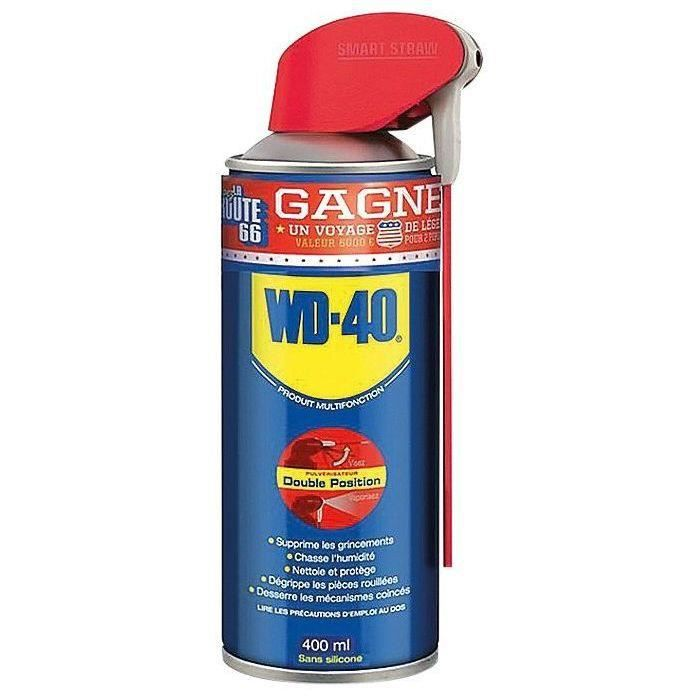 Wd 40 400ml double spray