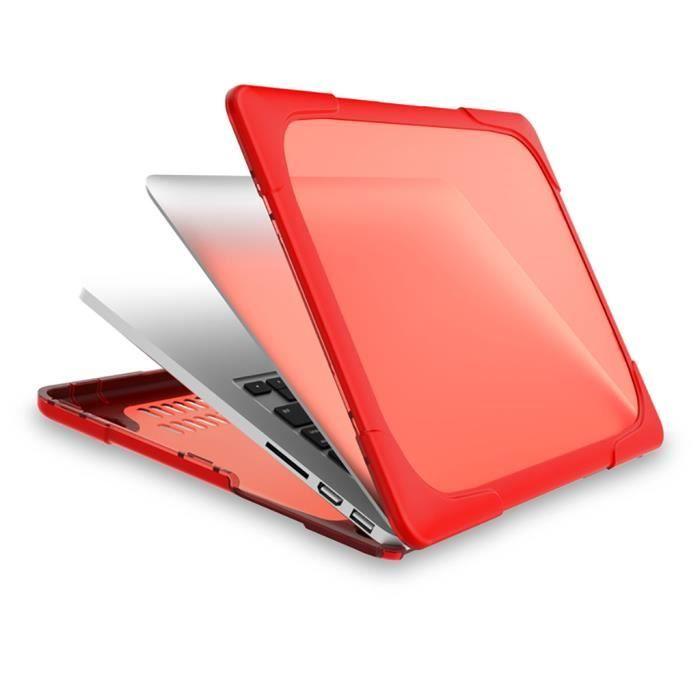 HOUSSE PC PORTABLE Caoutchouté couverture rigide-Case-Pour-Apple Macb