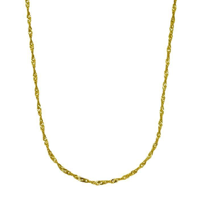 Collier - Or Jaune - 064350057 H8VEL