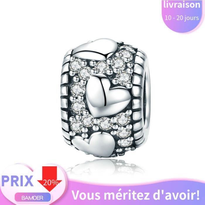 Lux Accessoires Saphir Septembre Saphir Pierre de naissance Pendentif Disque Pave charm s