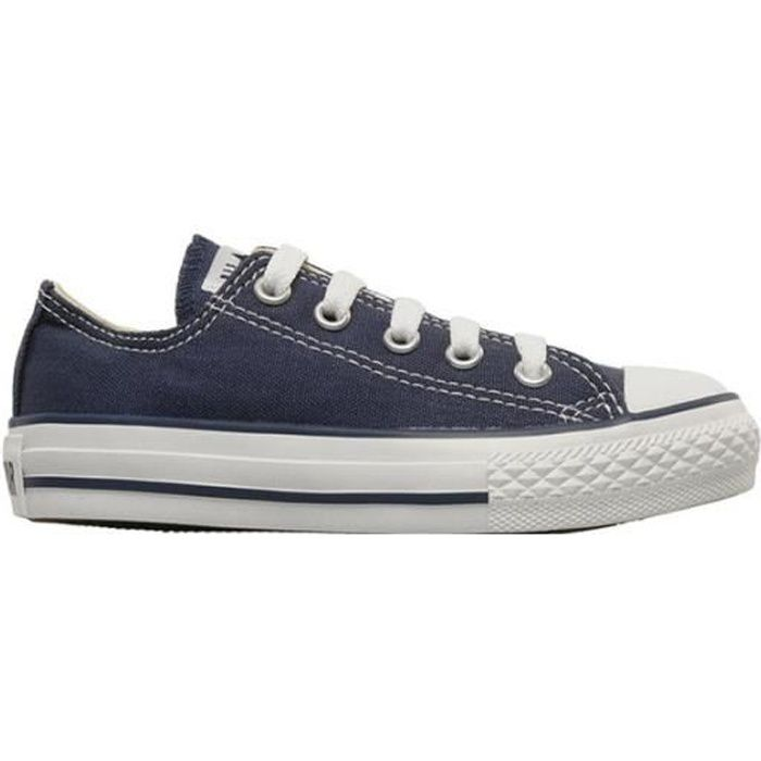 Basket Converse chuck taylor all star navy for baby