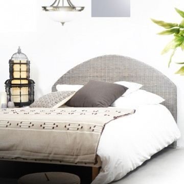tete de lit louison achat vente t te de lit cdiscount. Black Bedroom Furniture Sets. Home Design Ideas