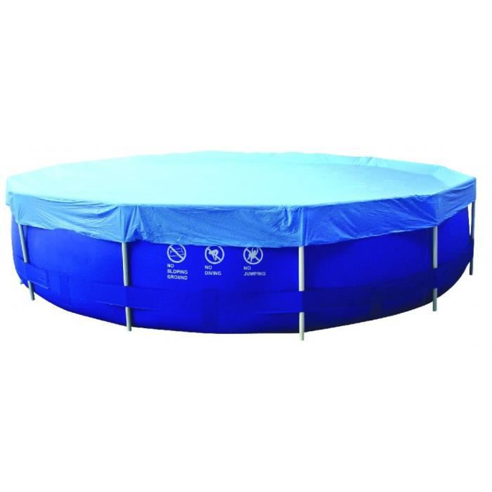 B che de protection pour piscine 300 cm achat vente for Bache protection piscine