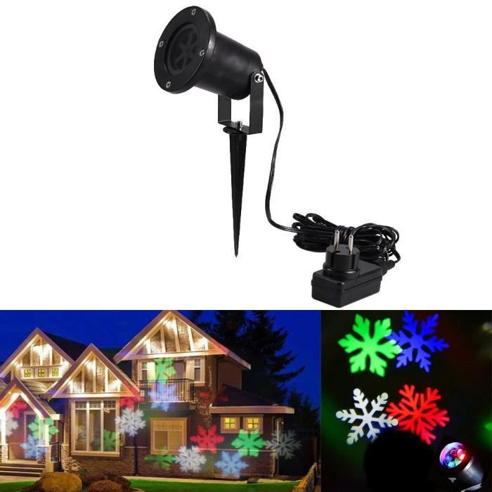 lampe led ext rieur int rieur lampe d 39 ambiance lampe de sc ne soir e disco 4w rgb rvb. Black Bedroom Furniture Sets. Home Design Ideas