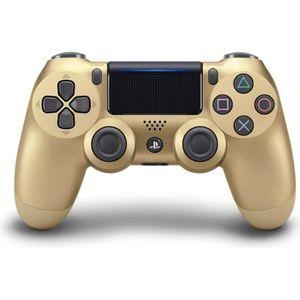 MANETTE JEUX VIDÉO Manette PS4 DualShock 4 Gold V2