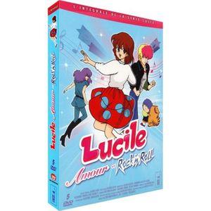 DVD FILM LUCILE, AMOUR & ROCK'N'ROLL /V 5DVD