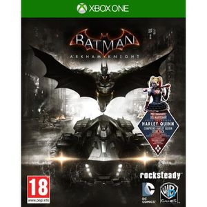 JEU XBOX ONE Batman Arkham Knight Jeu Xbox One