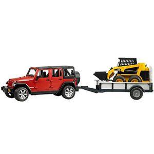 KIT MODÉLISME Kit Modelisme A Construire NYVVE Bruder Jeep Wrang