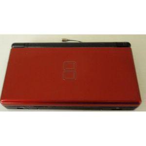CONSOLE DS LITE - DSI Console Nintendo DS Lite - crimson