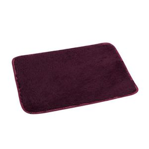 TAPIS Soft pelucheux carpettes anti-skid Shaggy Area tap