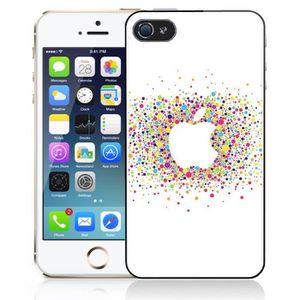 Coque iphone 4s logo apple