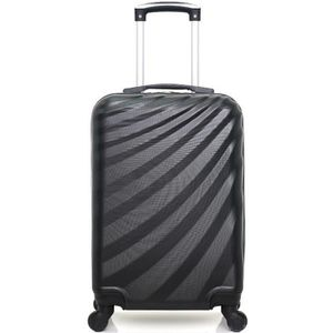VALISE - BAGAGE VALISE CABINE | ABS – 55cm – 4 roues – DANUBE – NO