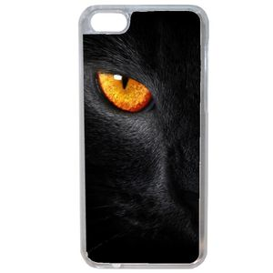 Coque Iphone 6 Plus 6s Plus Panthere Noire Yeux Animaux
