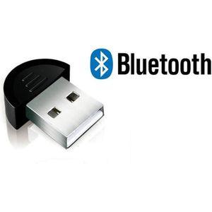 ADAPTATEUR BLUETOOTH Clé USB BLUETOOTH 2.0 Mini Adaptateur Dongle