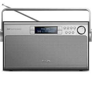 RADIO CD CASSETTE Radio Portable Philips AE5220B-12 Radio Portable (