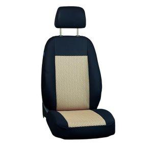 Siège-auto Housses pour Suzuki Ignis III 16-Gris Lot Complet Housses De Protection Sitzbezüge