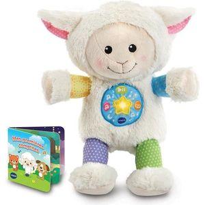 PELUCHE VTECH - Mon mouton comptines câlines