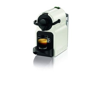 MACHINE À CAFÉ Nespresso XN 1001 Inissia Nespresso blanc, 0.8L, 1