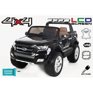 VOITURE ELECTRIQUE ENFANT Véhicule électrique Ford Ranger Wildtrak 4X4 LCD L