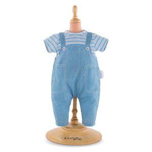 ACCESSOIRE POUPÉE Vêtements pour poupée mon grand poupon 36 cm : Sal
