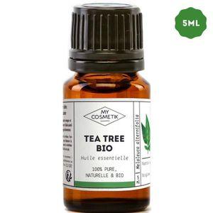 HUILE ESSENTIELLE Huile essentielle de Tea Tree BIO  (Arbre à Thé)-