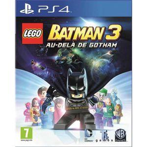 COFFRE À JOUETS Lego Batman 3 (PS4) jeu jouet 6 ans et +