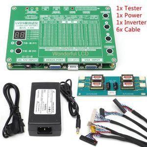TESTEUR ÉLECTRIQUE NEUFU LED LCD écran Testeur Test Outil Pr TV/Lapto
