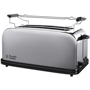 GRILLE-PAIN - TOASTER Russell hobbs - grille-pains 2 fentes 1600w inox -