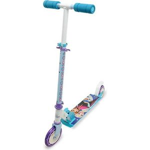 PATINETTE - TROTTINETTE LA REINE DES NEIGES Smoby Trottinette Pliable