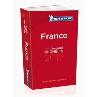 GUIDES DE FRANCE Le Guide Michelin France