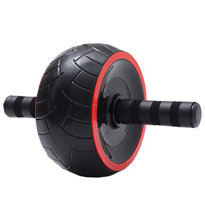 Exercices abdominaux Abs Wheel Fitness Home Équipement d'entraînement sportif Unise