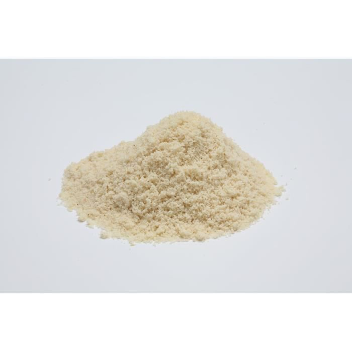 Amandes en poudre 1 Kg - 100% Naturelles - Idéal pour les recettes et pour faire du lait d'amande et des boissons à base d'amande -