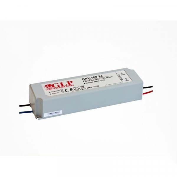 Alimentation LED DC 12V 100W étanche IP67
