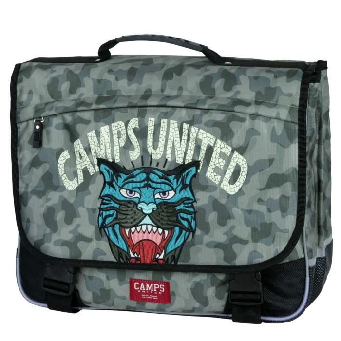 Cartable 41 CM Camps United (Camouflage)