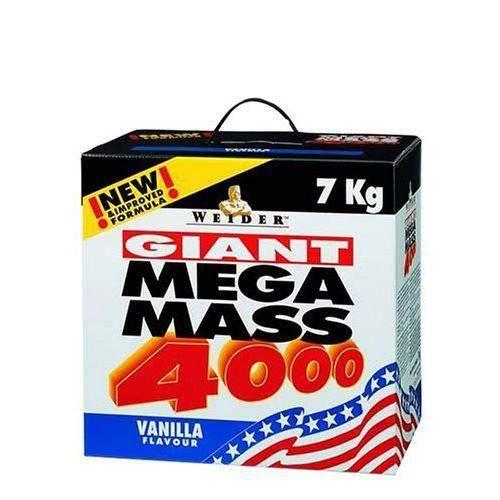 Joe Weider Giant Mega Mass 4000 Fraise 7000 g - WN-32625