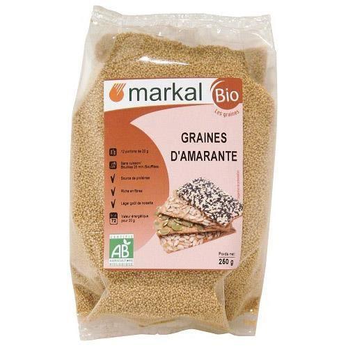 Graines d Amarante Bio