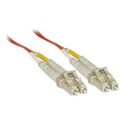 MCL Câble réseau - 2 m Fibre Optique - Pour Périphérique réseau