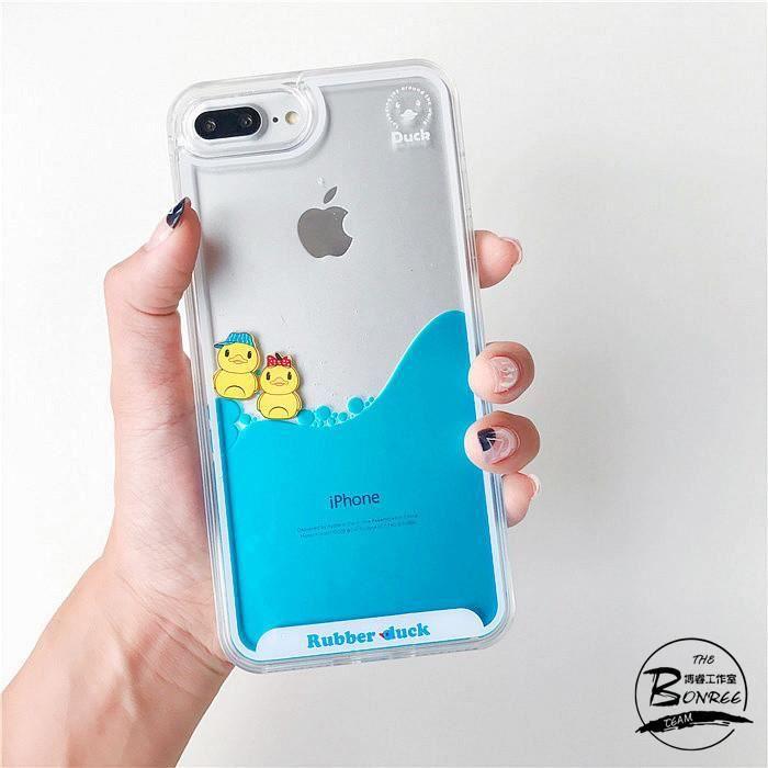 Coque iPhone 6.transparent Réservoir d'aquarium bain de natation ...