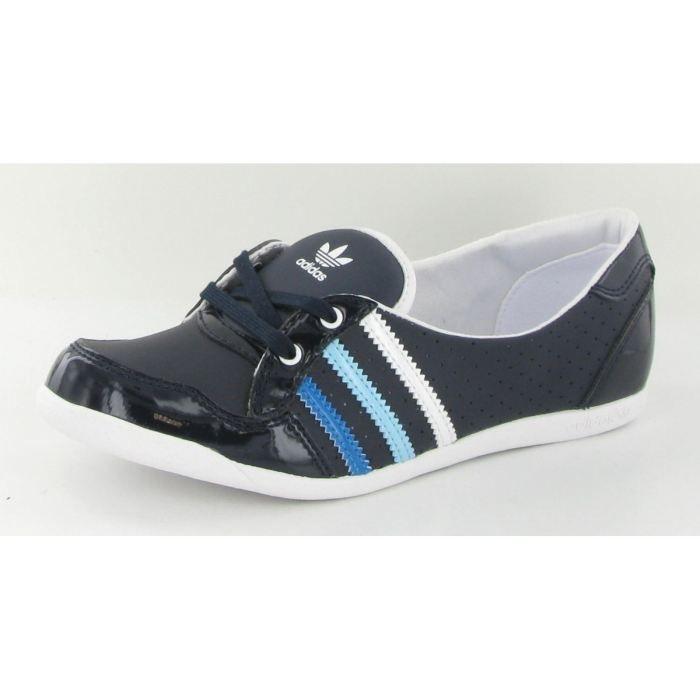 new specials best choice new design Chaussures Adidas Forum Slipper Bleu Bleu - Achat / Vente ...