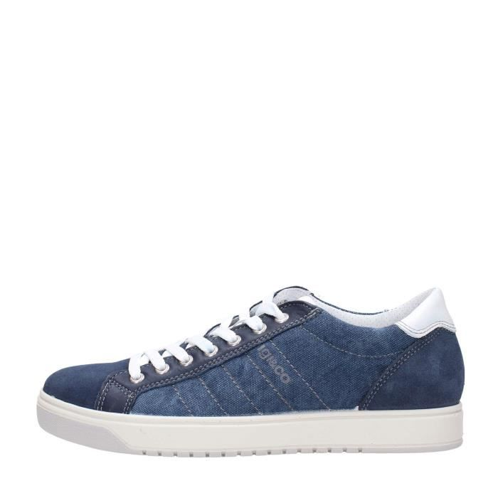 Igi&co Sneakers Homme Blue