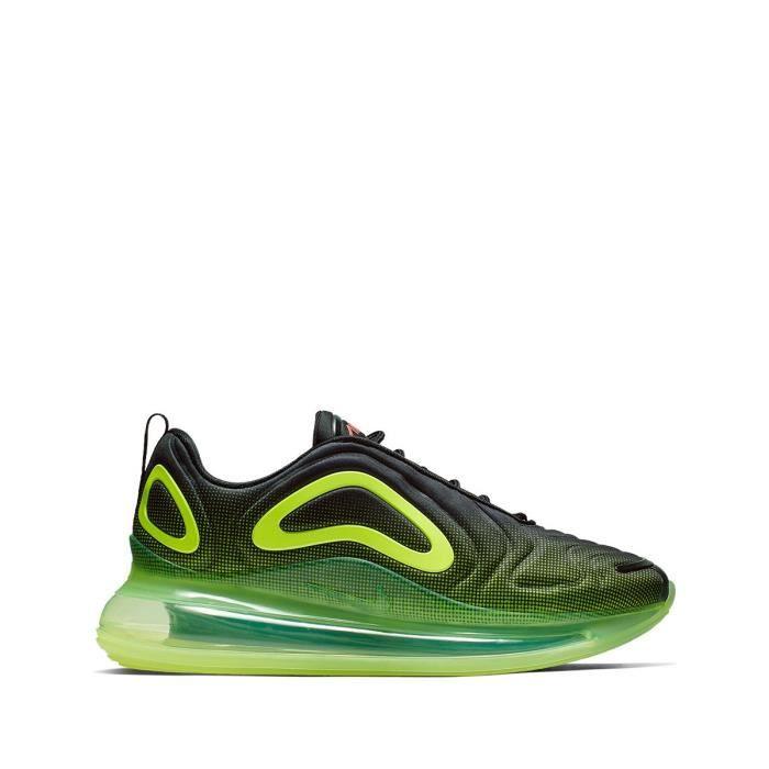 papa Enfriarse entonces  Basket Nike Air Max 720 Junior - AQ3196-005 Noir - Achat / Vente basket -  Soldes sur Cdiscount dès le 20 janvier ! Cdiscount