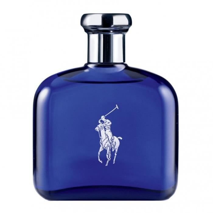 Ralph Lauren Polo Blue Homme Eau de Parfum Spray 125 ml - Achat ... 920fcc5ae730