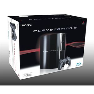 playstation 3 occasion achat vente pas cher cdiscount. Black Bedroom Furniture Sets. Home Design Ideas