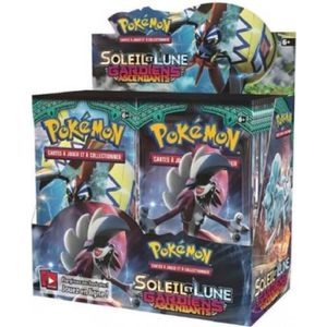CARTE A COLLECTIONNER Pack boosters Pokémon : Soleil et Lune