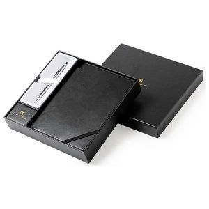 Stylo - Parure Coffret crayon et carnet de notes (2 pcs) - Coffre