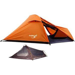 TENTE DE CAMPING Tente légére montagne-2kg.-tente 2 places,4 saison