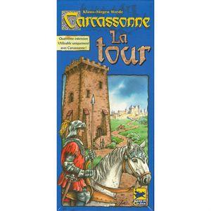 JEU SOCIÉTÉ - PLATEAU Carcassonne Extension 4 : La Tour