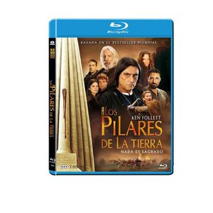 BLU-RAY FILM The Pillars of the Earth (TV) (LOS PILARES DE LA T