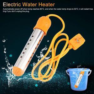 CHAUFFE-EAU 220V 2500W chauffe-eau à immersion électrique en a